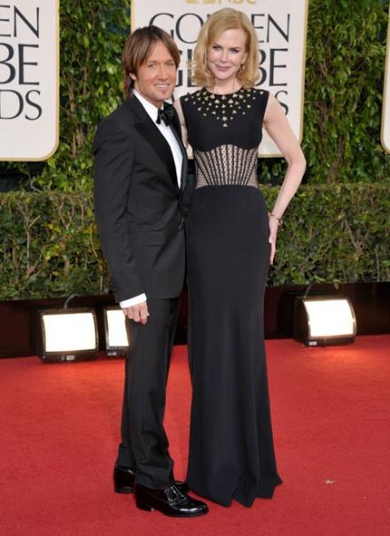 Nicole Kidman en Alexander McQueen (AP)