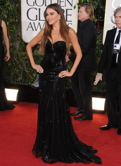 Sofia Vergara en Michael Cinco (AP)